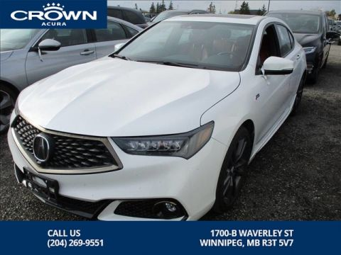 Pre-Owned 2019 Acura TLX SH-AWD Elite Sedan