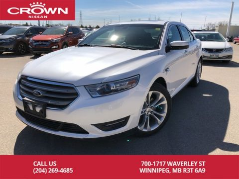 Pre-Owned 2013 Ford Taurus SEL Sedan 3.5L V6 *Bluetooth/Leather*