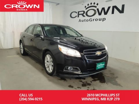 Pre-Owned 2013 Chevrolet Malibu LT/Bluetooth/7 inch touch screen/well maintained