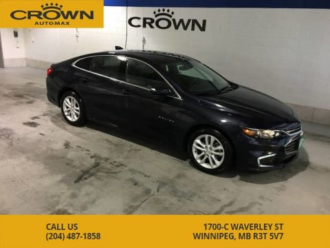 Pre-Owned 2017 Chevrolet Malibu **Leather interior, Low Mileage,**