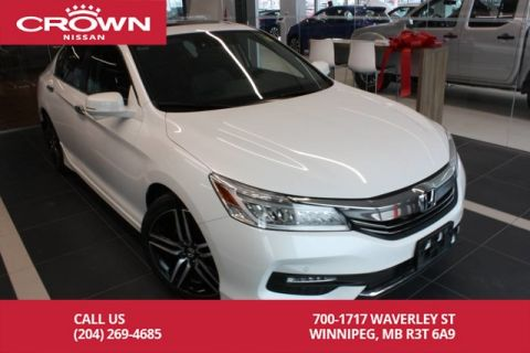 Pre-Owned 2016 Honda Accord Sedan Touring *Remote Starter/Navi/Apple Carplay/Android Auto*