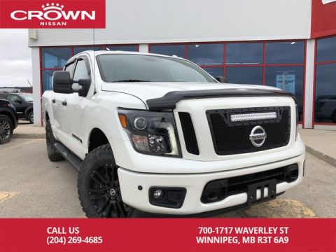 New 2018 Nissan Titan Crew Cab Midnight Edition 4x4 LOADED WITH UPGRADES *Demo/Lift Kit/Upgraded Exhaust**