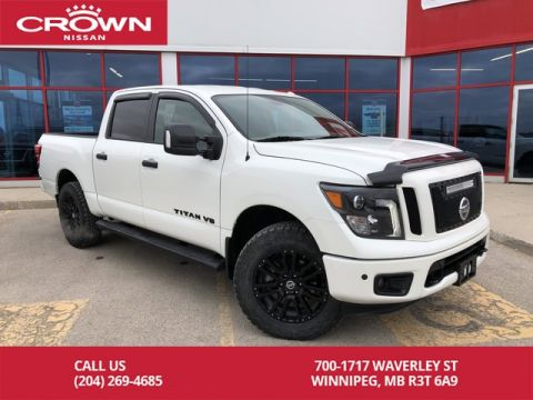 New 2018 Nissan Titan Crew Cab Midnight Edition 4x4 LOADED WITH UPGRADES *Demo/Lift Ki