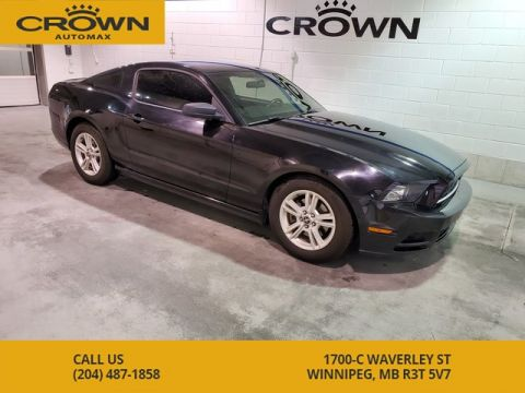 Pre-Owned 2014 Ford Mustang 2dr Cpe V6