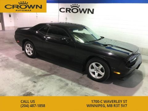 Pre-Owned 2010 Dodge Challenger **Local vehicle, One owner, No accidents, LOW mileage**