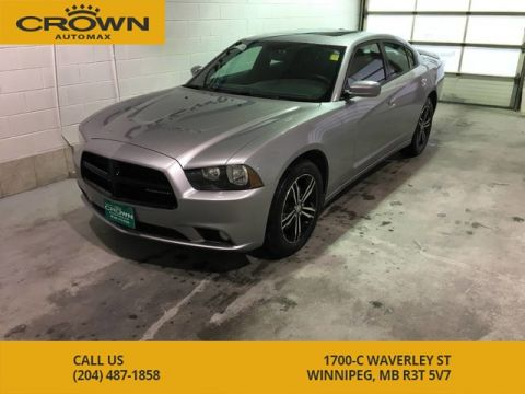 Pre-Owned 2014 Dodge Charger SXT AWD **Beats by Dre Audio, Remote Starter, Low Mileage**
