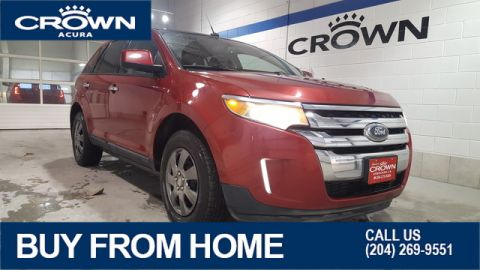 Pre-Owned 2011 Ford Edge SEL AWD *Leather Seats* Panoramic Sunroof*