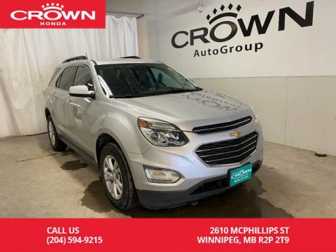 Pre-Owned 2017 Chevrolet Equinox FWD 4dr LT w/1LT/ ONE OWNER/ ACCIDENT FREE HISTORY/ LOW KMS/ BACKUP CAMERA/ HEATED FRONT SEATS/ BLUETOOTH