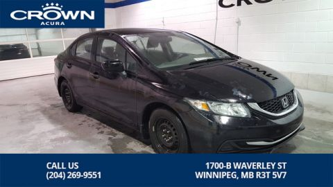 Pre-Owned 2014 Honda Civic Sedan LX Sedan ** Includes Winter Tires on Rims** 1 Owner Lease Return **