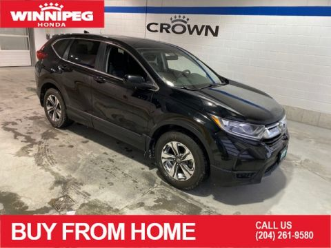 Pre-Owned 2017 Honda CR-V LX/Bluetooth/Heated seats/Rear view camera/Low KM