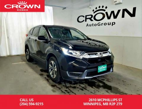 Pre-Owned 2018 Honda CR-V LX AWD