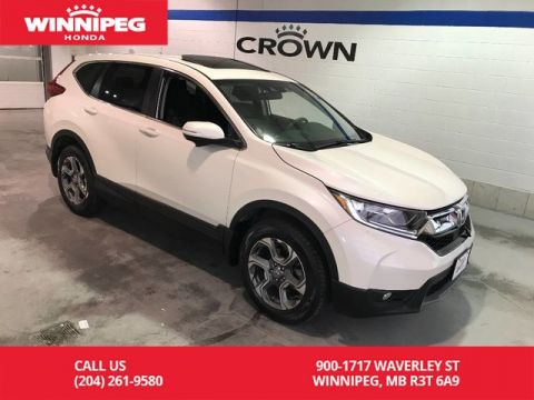 Pre-Owned 2017 Honda CR-V Certified/EX/Bluetooth/Heated seats/Sunroof/Apple carplay