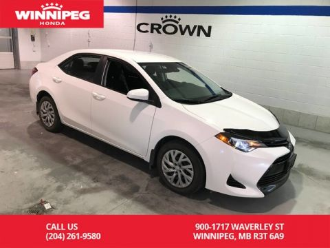 Pre-Owned 2018 Toyota Corolla LE/Bluetooth/Heated seats/Rear view camera