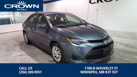 Pre-Owned 2018 Toyota Corolla LE ** Toyota Safety Sense ** Backup Camera**