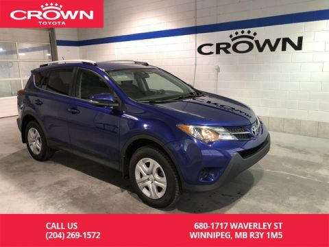 Pre-Owned 2015 Toyota RAV4 LE AWD Upgrade Pkg / Great Condition / Best Value In Town