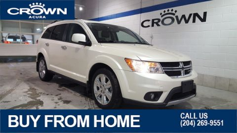 Pre-Owned 2014 Dodge Journey R/T AWD ** Heated Leather Seats ** Chrome Alloys **