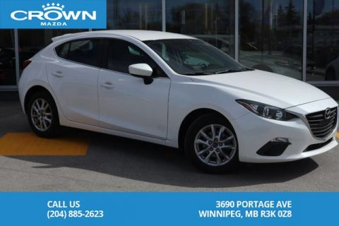 Pre-Owned 2015 Mazda3 GS **Local Vehicle/Serviced Here**