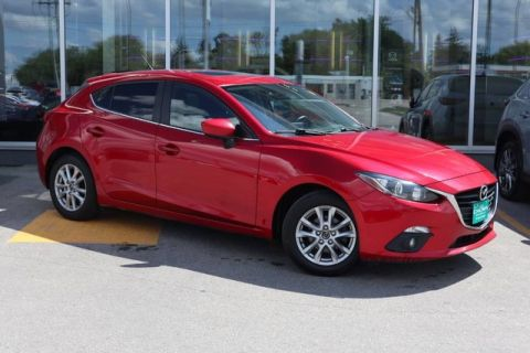 Pre-Owned 2016 Mazda3 GS **Unlimited Km Warranty**