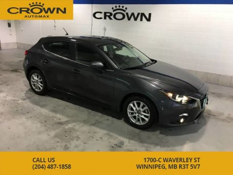 Pre-Owned 2015 Mazda3 Hatchback Sport Man GS ** Local Car, No Accidents**