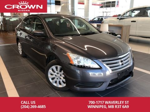 Pre-Owned 2015 Nissan Sentra S *Bluetooth/Local Trade*