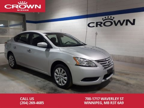 Pre-Owned 2014 Nissan Sentra SV ** One Owner/Local/Serviced Here**
