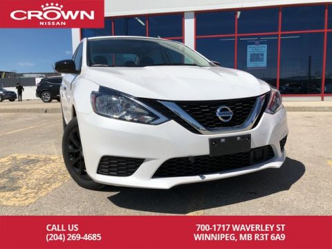 New 2018 Nissan Sentra SV Midnight Edition CVT