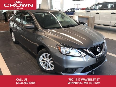 Pre-Owned 2016 Nissan Sentra SV *Bluetooth/Backup Camera*