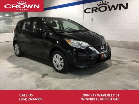 Certified Pre-Owned 2017 Nissan Versa Note S **Certified Pre Owned/ Save Thousands From New**