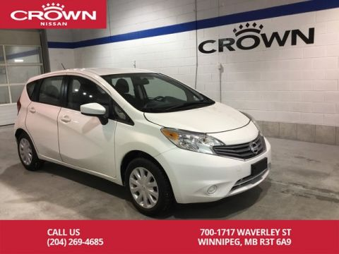 Pre-Owned 2016 Nissan Versa Note SV **Nissan Certified/One Owner**