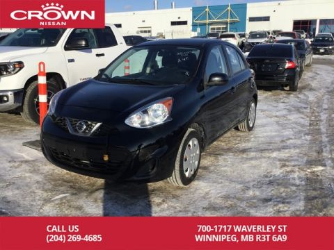Pre-Owned 2015 Nissan Micra SV **Backup Camera/