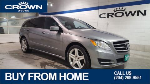 Pre-Owned 2013 Mercedes-Benz R-Class R 350 Bluetech 4Matic **Low Kms** Loaded**