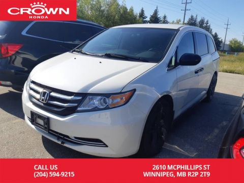 Certified Pre-Owned 2016 Honda Odyssey 4dr Wgn LX