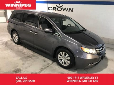 Pre-Owned 2016 Honda Odyssey EX/Bluetooth/Heated seats/Rear view camera/Power sliding doors