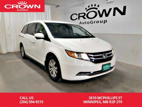 Certified Pre-Owned 2015 Honda Odyssey EX/REAR ENTERTAINMENT SYS/PUSH START/ BACK UP CAM/ HEATED SEATS