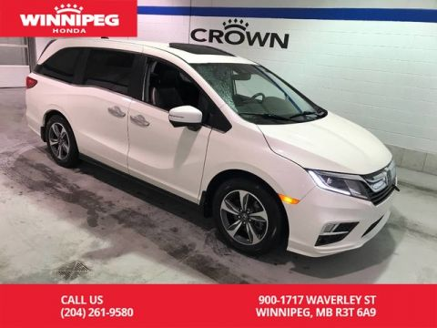 Pre-Owned 2018 Honda Odyssey EX-L RES/Lease return/Bluetooth/Power sliding doors