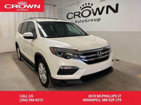 Pre-Owned 2016 Honda Pilot 4WD 4dr LX/ ONE OWNER/ LOW KMS/ HEATED FRONT SEATS/ BACKUP CAMERA/ BLUETOOTH/ PUSH START