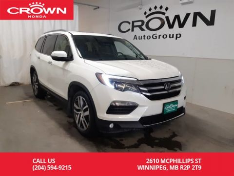 Pre-Owned 2016 Honda Pilot Touring/4WD/ACCIDENT-FREE HISTORY/ REAR ENTERTAINEMNT SYS/ 7 SEATER/