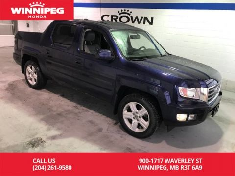 Pre-Owned 2013 Honda Ridgeline 4WD/Touring/Navigation/Rear view camera/Bluetooth