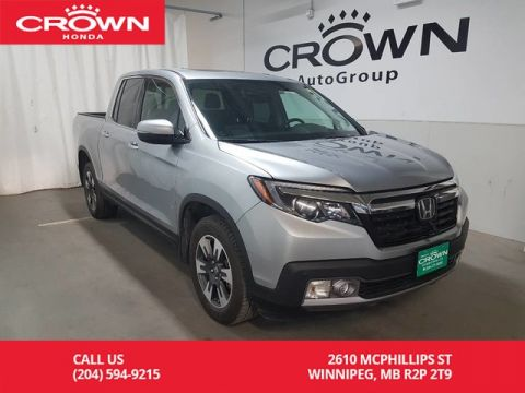 Pre-Owned 2017 Honda Ridgeline Touring***2019 BLOW OUT SALE*** /LOW KMS/ BACK UP CAM/ HEATED SEATS/ PUSH START BUTTON/ SUNROOF