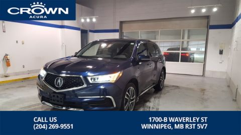 Certified Pre-Owned 2017 Acura MDX Nav SH-AWD **Brand New Tires ** Includes No Charge Extended Warranty **