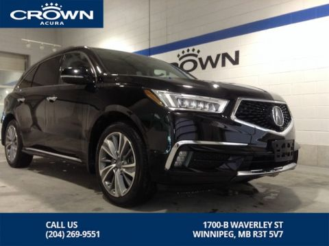 Pre-Owned 2017 Acura MDX Elite SH-AWD **Running Boards ** Navigation** Acura Watch**