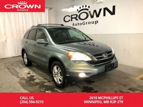 Pre-Owned 2011 Honda CR-V 4WD 5dr EX/ WITH REMOTE START/ POWER SUNROOF/ 6 SPEAKERS/ USB PORTS & MANY MORE