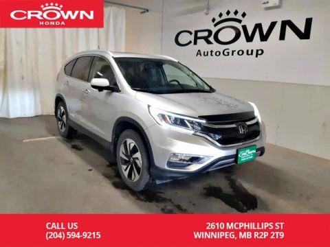 Pre-Owned 2016 Honda CR-V Touring/ONE OWNER/PUSH START/ECON MODE/ BACK UP CAM/ LANEWATCH