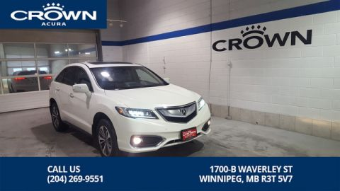 Certified Pre-Owned 2016 Acura RDX Elite AWD **Includes No Charge Extended Warranty** Includes Remote Starter**