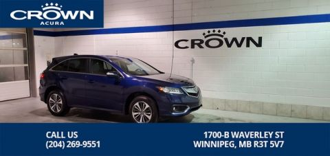 Certified Pre-Owned 2017 Acura RDX Elite AWD **Includes No Charge Certified Warranty **Heated and Cooled Leather Seats**