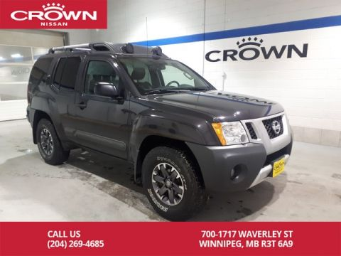 Pre-Owned 2015 Nissan Xterra PRO-4X **Accident Free/Low Km**