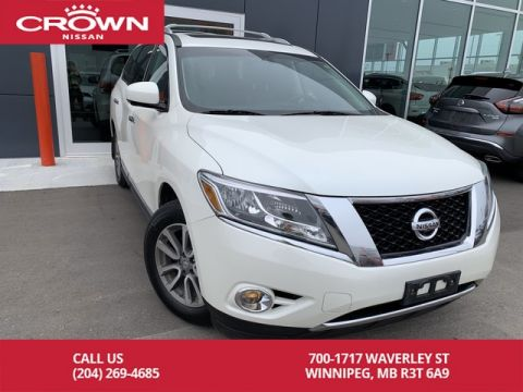 Pre-Owned 2015 Nissan Pathfinder SL AWD *Bluetooth/360 Backup Cam/Heated Seats*