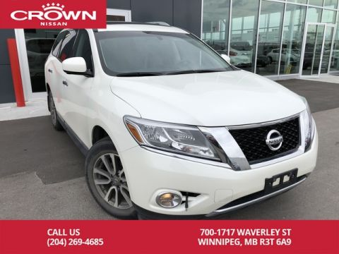 Pre-Owned 2015 Nissan Pathfinder SL 4WD 7 Passenger *Navi/Bluetooth/360 Camera*