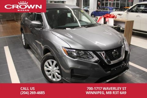 Certified Pre-Owned 2019 Nissan Rogue S FWD *Bluetooth/Backup Camera/Crown Original*