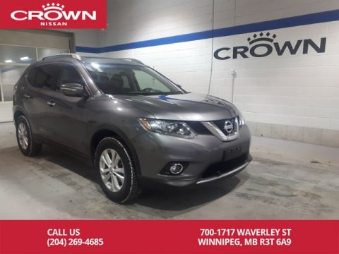 Pre-Owned 2015 Nissan Rogue SV**Certified Pre Owned/ No Accidents**